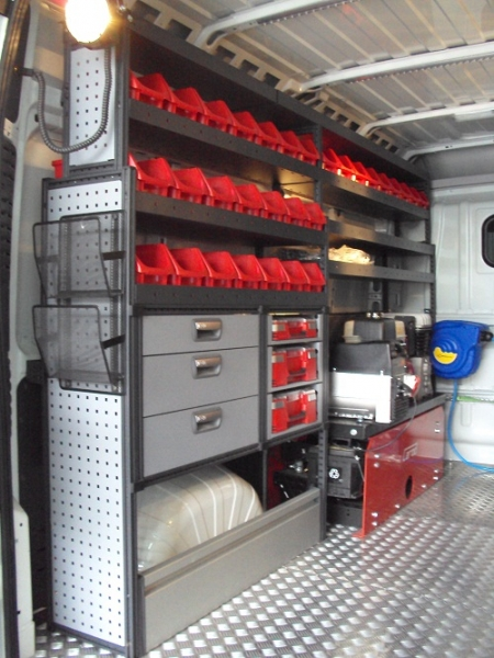 Muebles para camperizar furgonetas affordable uno de los - Muebles para camperizar furgonetas ...
